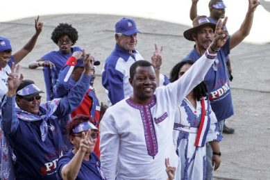Namibia set for election amid economic downturn
