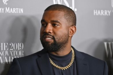 Kanye West lashes out at music labels, NBA and declares himself the 'new Moses'