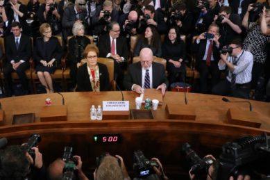 Trump attacks US diplomat as she testifies in impeachment probe