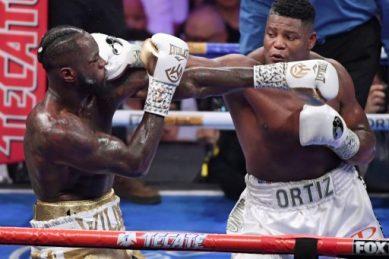 WATCH: Wilder crushes Ortiz to retain WBC heavyweight title