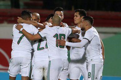 Kenya get surprise draw in Egypt as five-goal Algeria bury Zambia