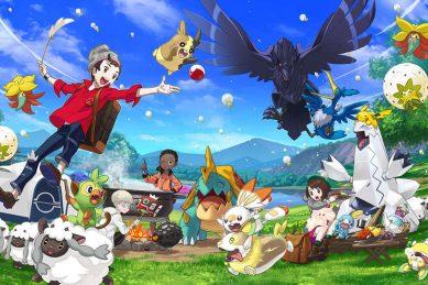 Pokémon Sword and Shield: A new way to catch 'em all