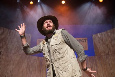 'Benny Bushwhacker: Human Nature' heads to Pretoria for one night only