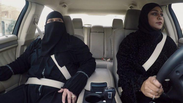 Meet the first female drivers in Saudi Arabia