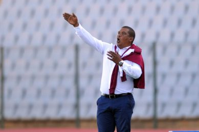 Swallows coach rues two points dropped against Sporting