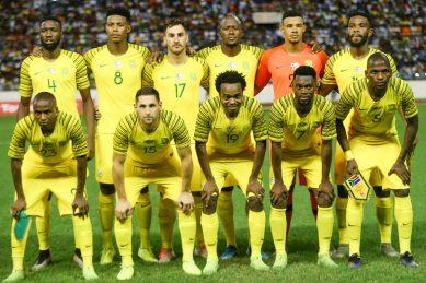 Gallery: Ghana down Bafana