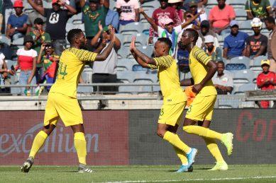 Phiri powers Bafana past Sudan