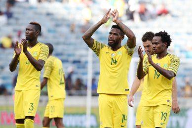 Bafana ratings vs Sudan