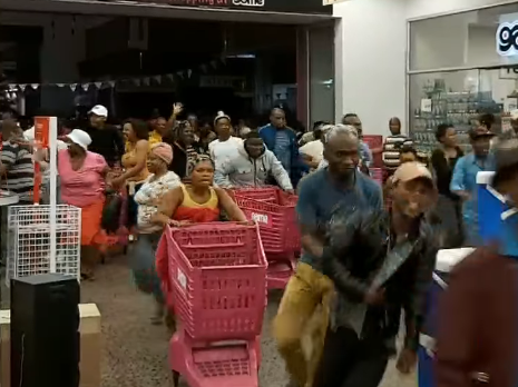 WATCH: #BlackFriday2019 chaos hits South Africa