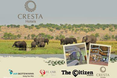 WIN with Cresta Mowana Resort!