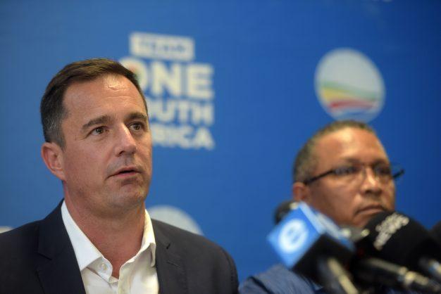 DA withdraws vaccine rollout court challenge