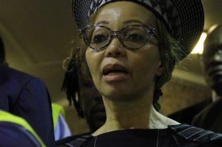 SA banks clear Bridgette Motsepe-Radebe in Botswana saga but she still fears for her life
