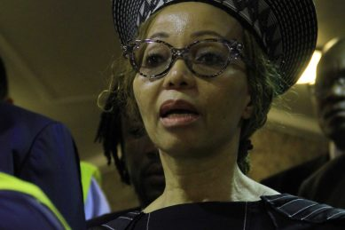 SA banks clear Bridgette Motsepe-Radebe in Botswana saga but she still fears for her life