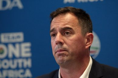 Ramaphosa can't be 'shocked' by drought, says Steenhuisen, urging emergency action