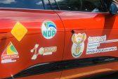 Mbalula sings praises of electric cars after Jaguar loans him one - Citizen