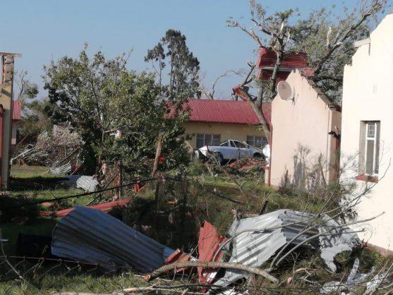 Third tornado this month tears through Utrecht, KZN