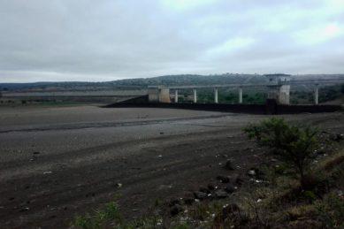 Dams are empty in Eastern Cape