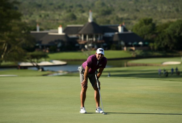 Schwartzel says Leopard Creek more difficult than ever before