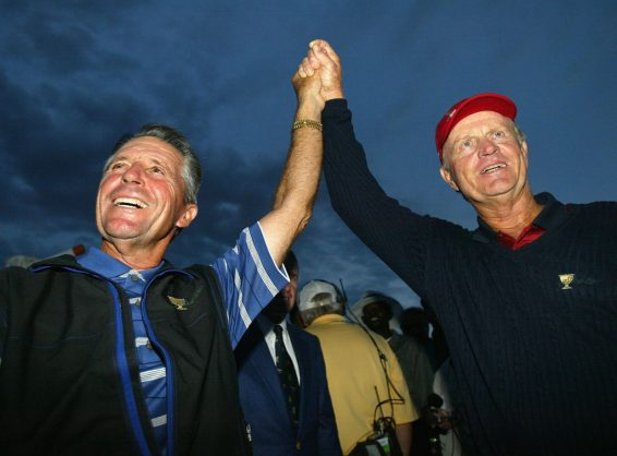 Gary Player stunned by massive American honour