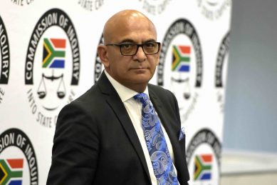 'Zuma laughed' when Shaik told him he was angry at Cwele