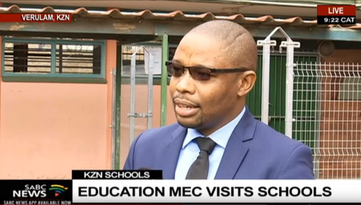 KZN MEC warns they will be tough on schools that flout Covid-19 measures