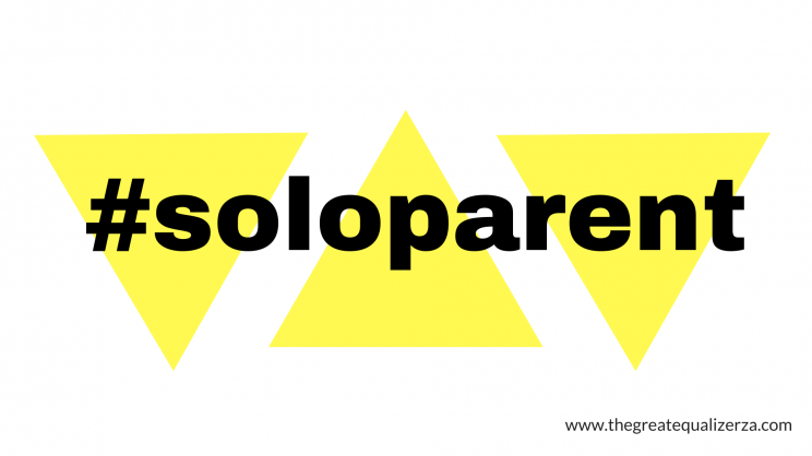 How to cope with solo parenting?