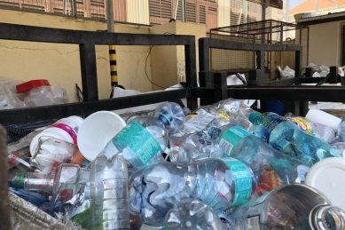 How the Mother City recycles its plastic