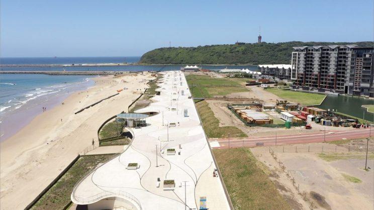 WATCH: Durban beachfront gets R380m extension