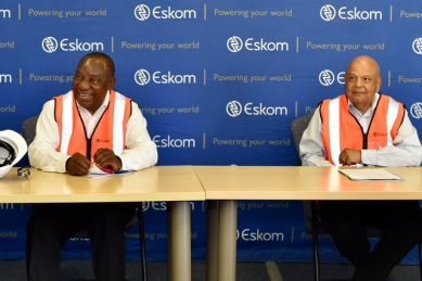 Cabinet to meet on Friday to tackle Eskom issue – Ramaphosa