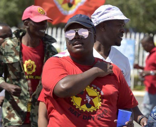 Saftu joins SAA strikers, calls for secondary strike across industry