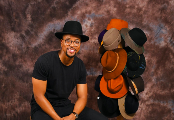 What does Maps 'R180K hat collection' Maponyane actually do?