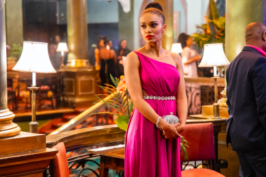 Pearl Thusi's next mission is to save 'Queen Sono'