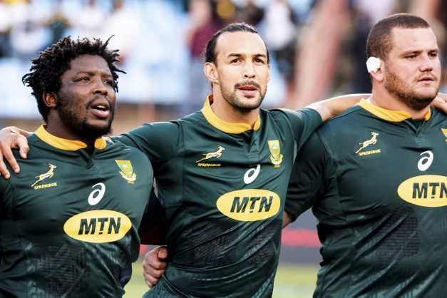 How does the Springboks' depth look for 2020 onwards?