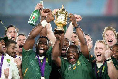 Siya Kolisi is pure black magic and black excellence