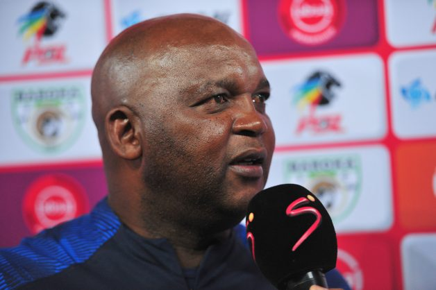 It feels like we're playing in a ghost town – Pitso