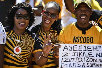 Soweto derby a fanatical affair
