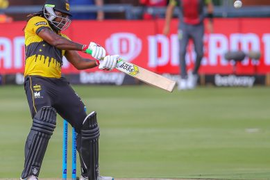 'I get no respect' – Gayle ends lukewarm Jozi Stars stint with bizarre rant