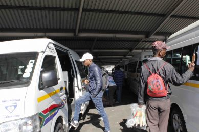 Santaco, Mbalula lock horns – taxis 'will operate at 100% capacity' from Monday