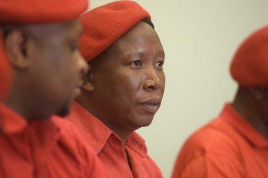 Malema and Boy Mamabolo reach settlement