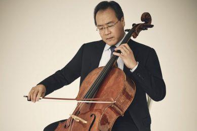Award-winning cellist Yo-Yo Ma headed to Cape Town