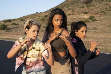 'Charlie's Angels' makes a comeback