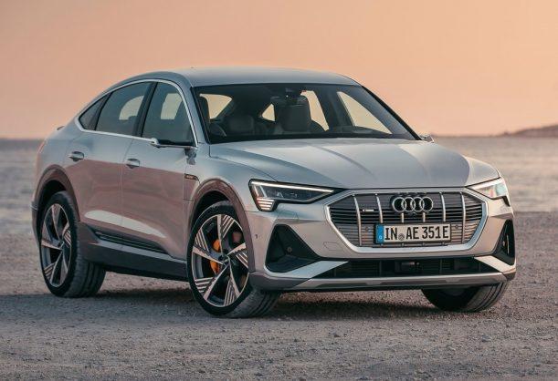 Audi e-tron goes svelte in LA