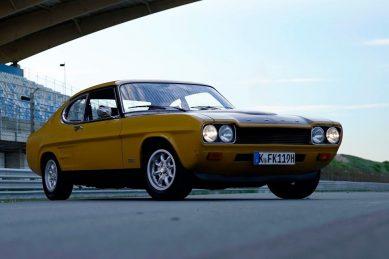 Ford Europe design boss wants Capri back