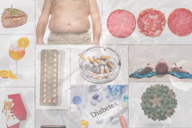 Interactive body map: what really gives you cancer?