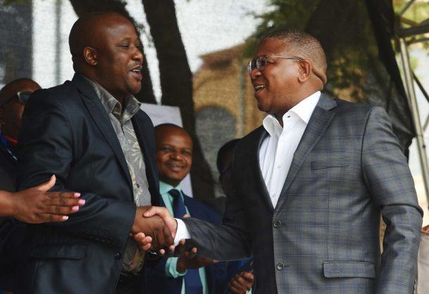 ANC integrity commission recommends Bongani Bongo step aside amid corruption case