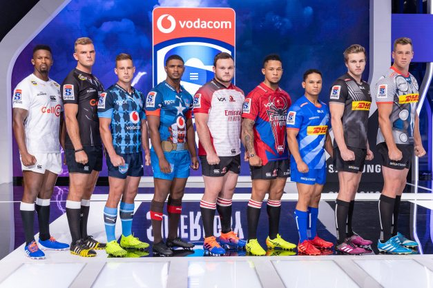 Here are your Super Rugby jerseys for 2020!