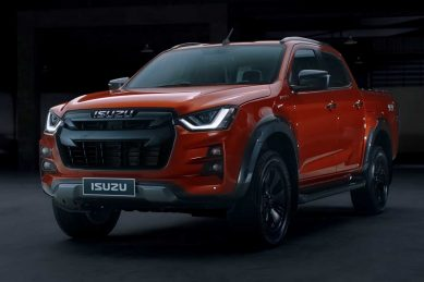 Isuzu approves South African production of all-new D-Max