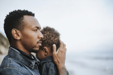 Fathers need to get involved in the first 1000 days of their kids' lives