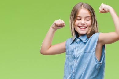 Your guide to raising confident kids