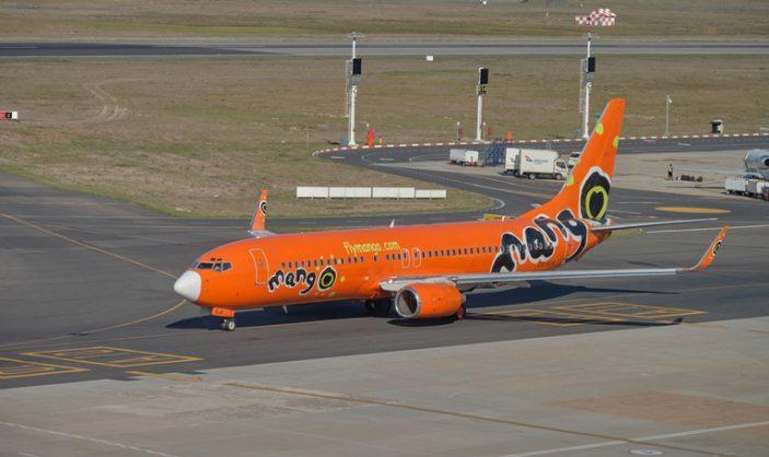 Mango cans all Lanseria flights